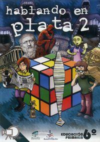 (DVD) EP 6 - HABLANDO EN PLATA 2 - TXANELA - LENGUA