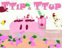 Ttip Eta Ttup - Zootropo Ipuin Animatua - Martin Etxeberria / Xabier Etxeberria / Iker Torres (il. )