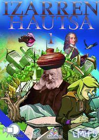 (DVD) LH 5 - IZARREN HAUTSA 1 - TXANELA