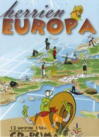 (CD-ROM) HERRIEN EUROPA - 12 URTETIK 16RA BITARTEKO IKASLEENTZAKO