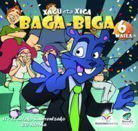 (CD-ROM) LH 6 - XAGU ETA XIGA - TXANELA - EDUKI OROKORRA