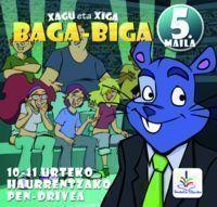 (usb) Lh 5 / 6 - Xagu Eta Xiga - Txanela - Matematika - Batzuk