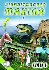 (DVD) LH 1 - BIRRAITONAREN MAKINA I - TXANELA