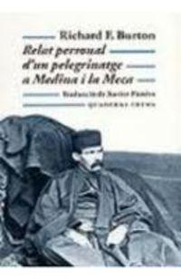RELAT PERSONAL D'UN PELEGRINATGE A MEDINA I LA MECA