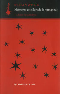 Moments Estel Lars De La Humanitat - Stefan Zweig