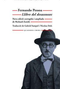 Llibre Del Desassossec - Fernando Pessoa