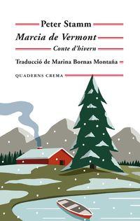MARCIA DE VERMONT - CONTE D'HIVERN