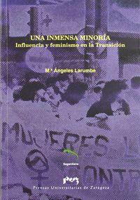 Una inmensa minoria - Maria Angeles Larumbe