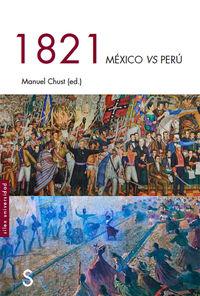 1821 MEXICO VS PERU