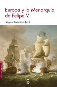 EUROPA Y LA MONARQUIA DE FELIPE V