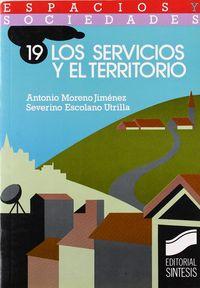 SERVICIOS Y EL TERRITORIO, LOS