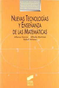 NUEVAS TECNOLOGIAS - ENSEÑANZA MATEMATICAS