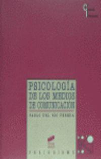 PSICOLOGIA DE LOS MEDIOS DE COMUNICACION