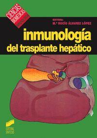 INMUNOLOGIA DEL TRASPLANTE HEPATICO