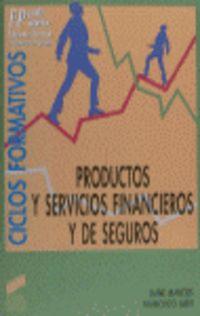 Productos Y Servicios Financieros Y De Seguros - Jaime Marcos Diaz