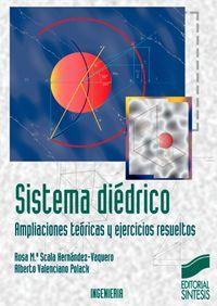 SISTEMA DIEDRICO - AMPLIACIONES TEORICAS Y EJERCICIOS RESUELTOS