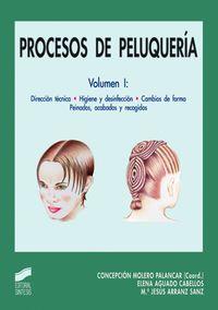 GM - PROCESOS DE PELUQUERIA I