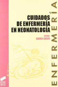 CUIDADOS DE ENFERMERIA EN NEONATOLOGIA -