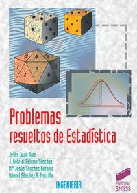 PROBLEMAS RESUELTOS DE ESTADISTICA
