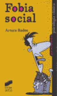 Fobia Social - Arturo Bados