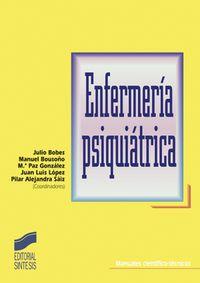 enfermeria psiquiatrica - Julio Bobes