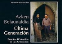 AZKEN BELAUNALDIA - ULTIMA GENERACION