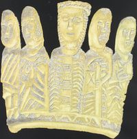 Erdi Aroko Artea = Arte Medieval - Batzuk