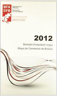 Bizkaiko Errepideen Mapa 2012 - Batzuk