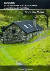 Boscos - 20 Excursiones Por La Geografia Y La Historia De Navarra - Gonzalo Mora