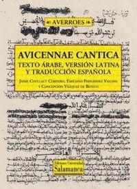 (CD-ROM) AVICENNAE CANTICA