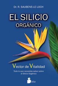 SILICIO ORGANICO, EL