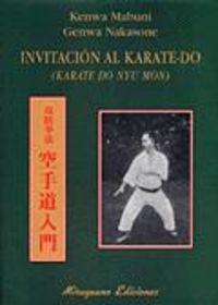 INVITACION AL KARATE-DO