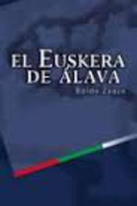 EUSKERA DE ALAVA, EL
