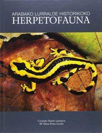 ARABAKO LURRALDE HISTORIKOKO HERPETOFAUNA
