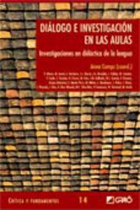 Dialogo E Investigacion En Las Aulas - Aa. Vv.