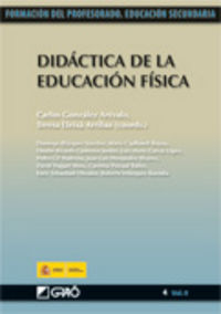 Didactica De La Educacion Fisica - C.  Gonzalez Arevalo (coord. )  /  T.   Lleixa Arribas (coord)