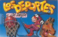 Deportes Y Los Juegos, Los - Baraja Vocabulario - Maria Dolores Bernal