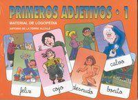 PRIMEROS ADJETIVOS 1
