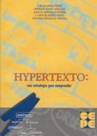 hypertexto 4 ya entiendo con... - Luis Alvarez Perez / [ET AL. ]