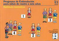 Habilidades Matematicas 4-5 Años - Mª Teresa  Molla Bernabeu  /  Susana  Navarro Palanca