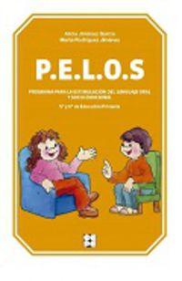 EP 5 / 6 - P. E. L. O. S - PROGRAMA PARA LA ESTIMULACION DEL LENGUAJE ORAL Y SOCIOEMOCIONAL -