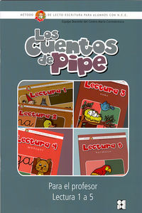 Lectura Pipe 6 - Metodo De Lecto-escritura Para Alumnos Con N. E. E. - Aa. Vv.