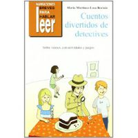 cuentos divertidos de detectives - Mario Martinez-Rosa Beriain