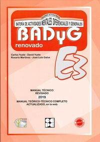 BADYG E3 - MANUAL