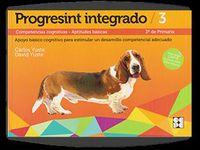 Progresint Integrado 3 - Competencias Cognitivas - Aptitudes Basicas - Carlos Yuste Hernanz / David Yuste