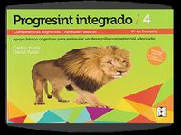 progresint integrado 4 - competencias cognitivas - aptitudes basicas - Carlos Yuste Hernanz / David Yuste