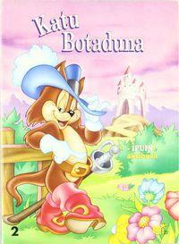 Katu Botaduna (ipuin Aktiboak) -