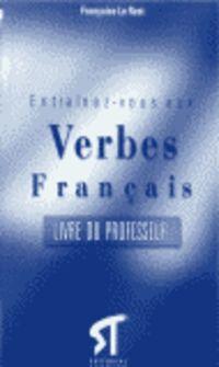 ENTRAINEZ-VOUS AU VERBE FRANÇAIS-PROFESSEUR