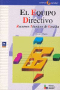 El equipo directivo - Manuel Alvarez Diaz