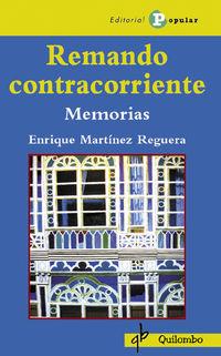 REMANDO CONTRACORRIENTE - MEMORIAS